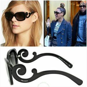 Prada Accessories - Prada Minimal Baroque Sunglasses 😎